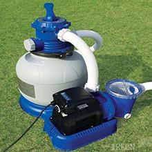 Фильтрация воды бассейна